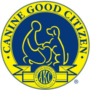 AKC Good Canine Citizen Logo