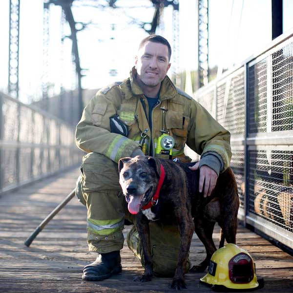 Fire House program for dogs