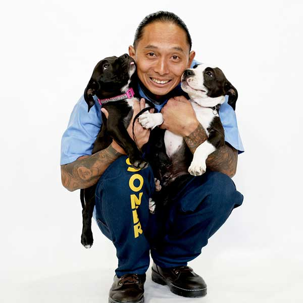 Paws For Life K9 Prison Program